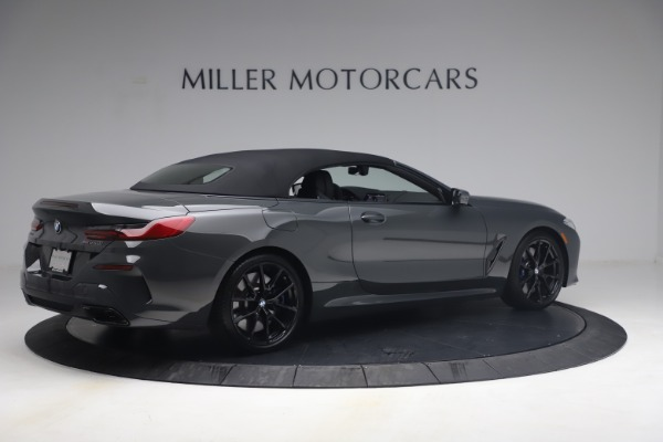 Used 2019 BMW 8 Series M850i xDrive for sale $99,900 at Bentley Greenwich in Greenwich CT 06830 21