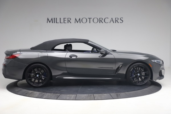 Used 2019 BMW 8 Series M850i xDrive for sale $99,900 at Bentley Greenwich in Greenwich CT 06830 22