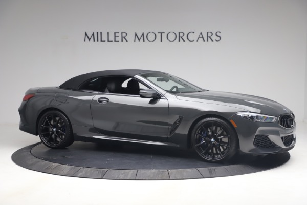 Used 2019 BMW 8 Series M850i xDrive for sale $99,900 at Bentley Greenwich in Greenwich CT 06830 23