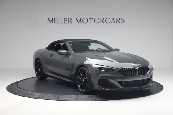 Used 2019 BMW 8 Series M850i xDrive for sale $99,900 at Bentley Greenwich in Greenwich CT 06830 24