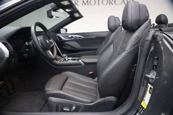 Used 2019 BMW 8 Series M850i xDrive for sale $99,900 at Bentley Greenwich in Greenwich CT 06830 26