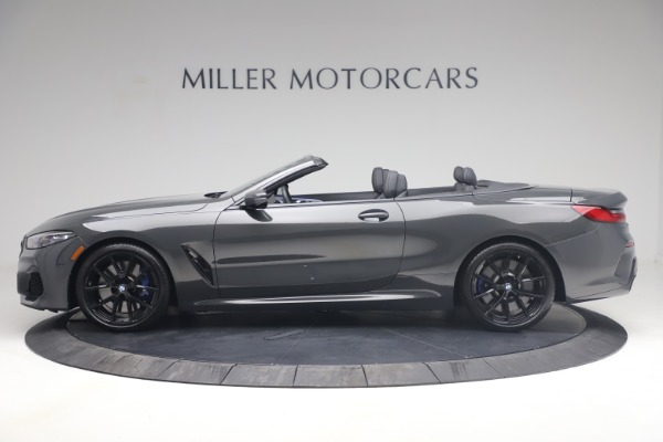 Used 2019 BMW 8 Series M850i xDrive for sale $99,900 at Bentley Greenwich in Greenwich CT 06830 3