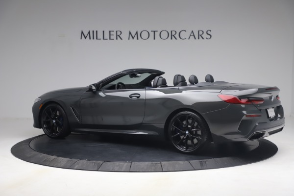 Used 2019 BMW 8 Series M850i xDrive for sale $99,900 at Bentley Greenwich in Greenwich CT 06830 4