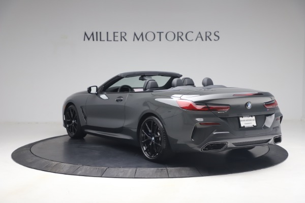 Used 2019 BMW 8 Series M850i xDrive for sale $99,900 at Bentley Greenwich in Greenwich CT 06830 5