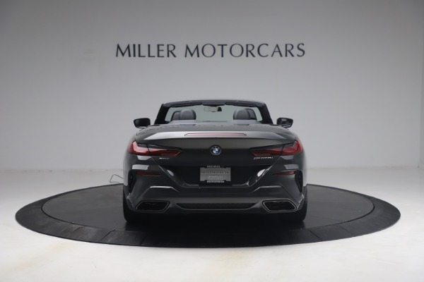 Used 2019 BMW 8 Series M850i xDrive for sale $99,900 at Bentley Greenwich in Greenwich CT 06830 6