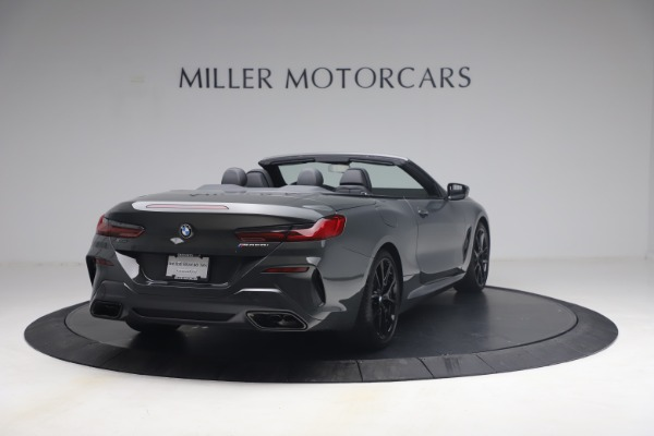 Used 2019 BMW 8 Series M850i xDrive for sale $99,900 at Bentley Greenwich in Greenwich CT 06830 7