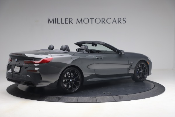 Used 2019 BMW 8 Series M850i xDrive for sale $99,900 at Bentley Greenwich in Greenwich CT 06830 8