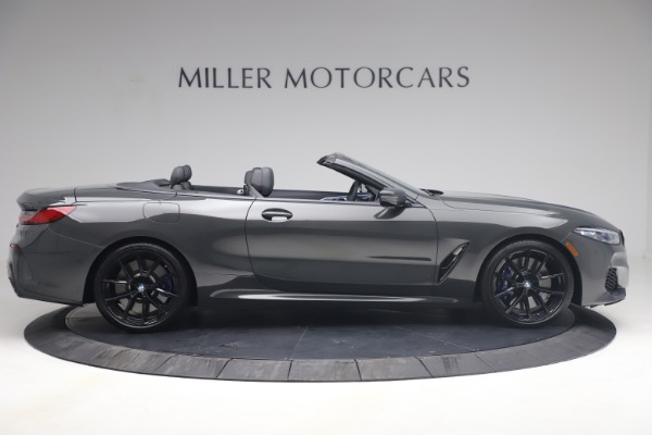 Used 2019 BMW 8 Series M850i xDrive for sale $99,900 at Bentley Greenwich in Greenwich CT 06830 9