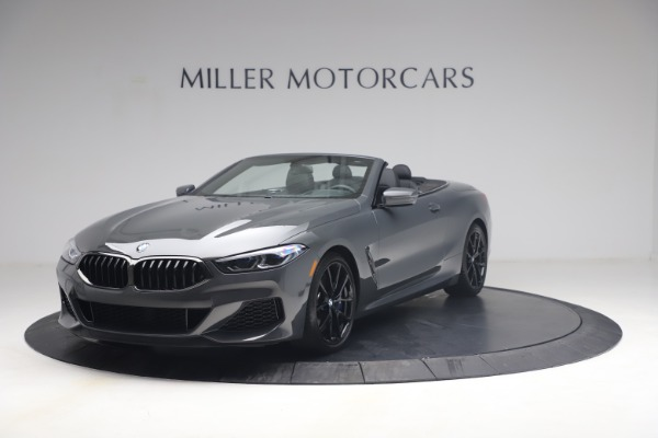 Used 2019 BMW 8 Series M850i xDrive for sale $99,900 at Bentley Greenwich in Greenwich CT 06830 1