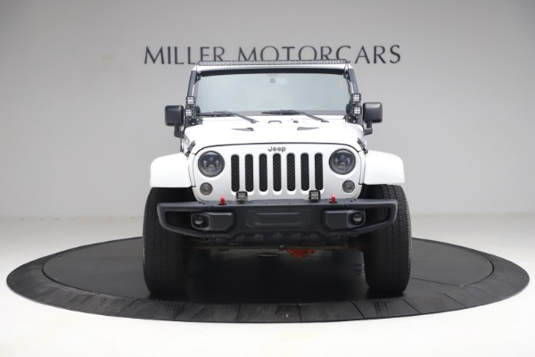 Used 2015 Jeep Wrangler Unlimited Rubicon Hard Rock for sale $39,900 at Bentley Greenwich in Greenwich CT 06830 12