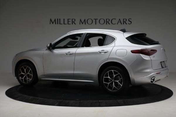 New 2021 Alfa Romeo Stelvio Ti Q4 for sale Sold at Bentley Greenwich in Greenwich CT 06830 4