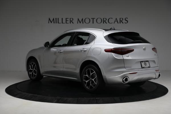 New 2021 Alfa Romeo Stelvio Ti Q4 for sale Sold at Bentley Greenwich in Greenwich CT 06830 5