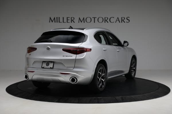 New 2021 Alfa Romeo Stelvio Ti Q4 for sale Sold at Bentley Greenwich in Greenwich CT 06830 7