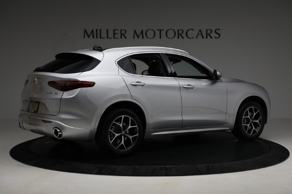 New 2021 Alfa Romeo Stelvio Ti Q4 for sale Sold at Bentley Greenwich in Greenwich CT 06830 8