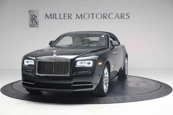 New 2021 Rolls-Royce Dawn for sale Call for price at Bentley Greenwich in Greenwich CT 06830 14