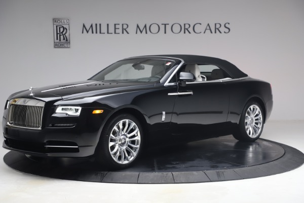 New 2021 Rolls-Royce Dawn for sale Call for price at Bentley Greenwich in Greenwich CT 06830 15
