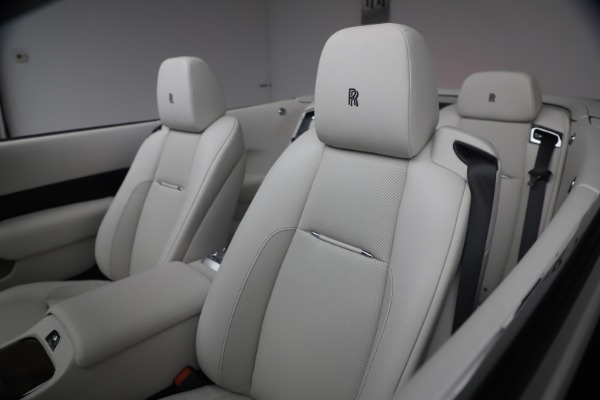 New 2021 Rolls-Royce Dawn for sale Call for price at Bentley Greenwich in Greenwich CT 06830 25