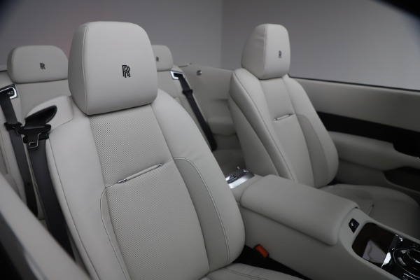 New 2021 Rolls-Royce Dawn for sale Call for price at Bentley Greenwich in Greenwich CT 06830 26
