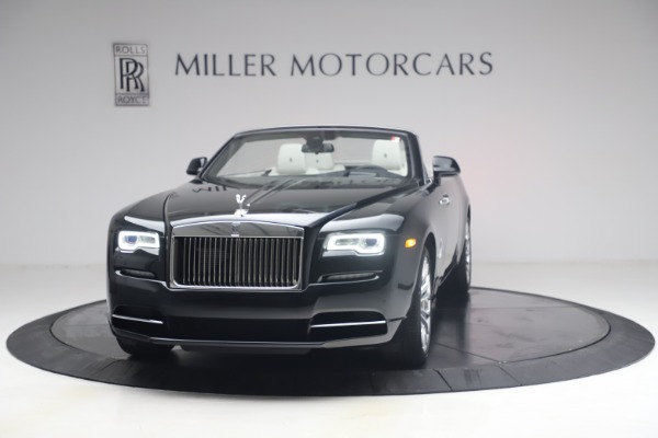 New 2021 Rolls-Royce Dawn for sale Call for price at Bentley Greenwich in Greenwich CT 06830 3