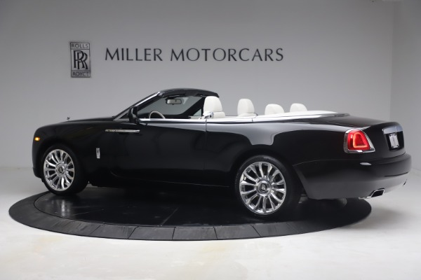 New 2021 Rolls-Royce Dawn for sale Call for price at Bentley Greenwich in Greenwich CT 06830 5