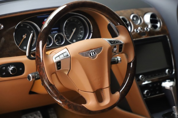 Used 2017 Bentley Continental GT V8 S for sale $146,900 at Bentley Greenwich in Greenwich CT 06830 15
