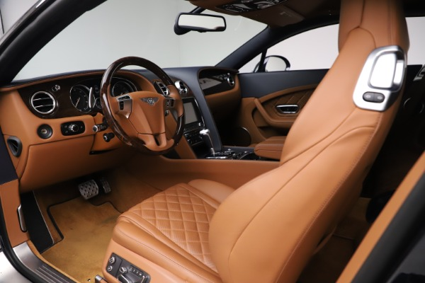 Used 2017 Bentley Continental GT V8 S for sale $146,900 at Bentley Greenwich in Greenwich CT 06830 17