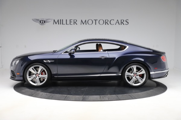 Used 2017 Bentley Continental GT V8 S for sale $146,900 at Bentley Greenwich in Greenwich CT 06830 2