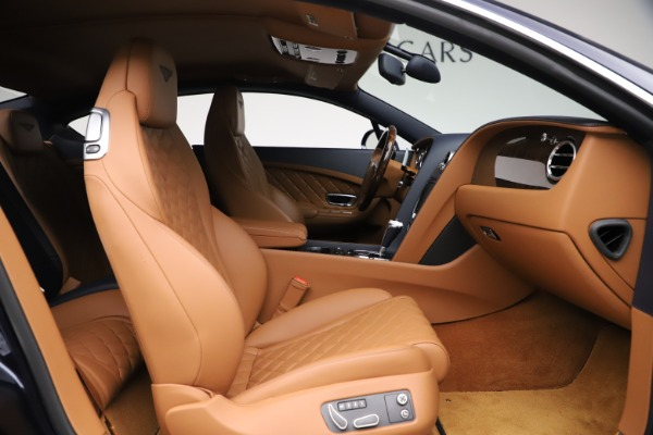 Used 2017 Bentley Continental GT V8 S for sale $146,900 at Bentley Greenwich in Greenwich CT 06830 24