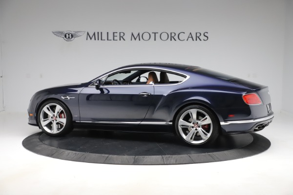Used 2017 Bentley Continental GT V8 S for sale $146,900 at Bentley Greenwich in Greenwich CT 06830 3