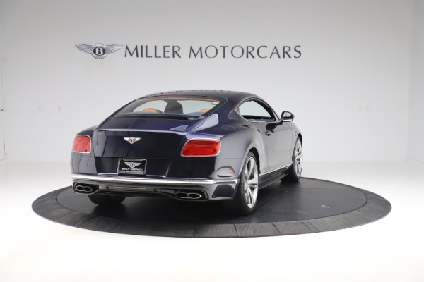 Used 2017 Bentley Continental GT V8 S for sale $146,900 at Bentley Greenwich in Greenwich CT 06830 6