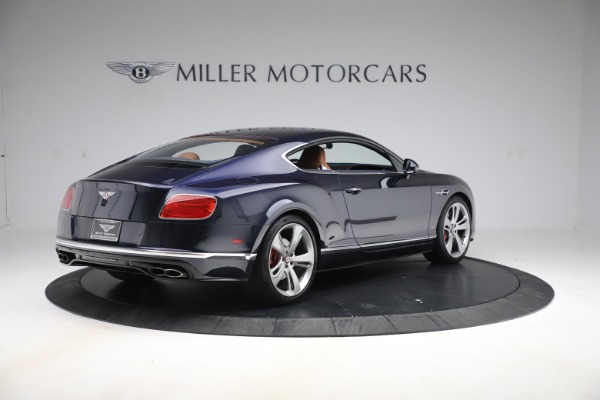 Used 2017 Bentley Continental GT V8 S for sale $146,900 at Bentley Greenwich in Greenwich CT 06830 7
