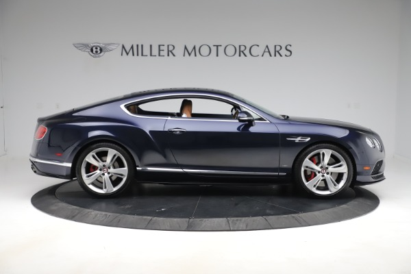 Used 2017 Bentley Continental GT V8 S for sale $146,900 at Bentley Greenwich in Greenwich CT 06830 8