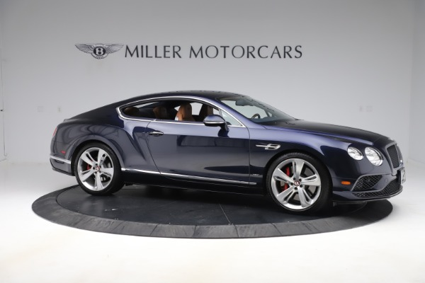 Used 2017 Bentley Continental GT V8 S for sale $146,900 at Bentley Greenwich in Greenwich CT 06830 9