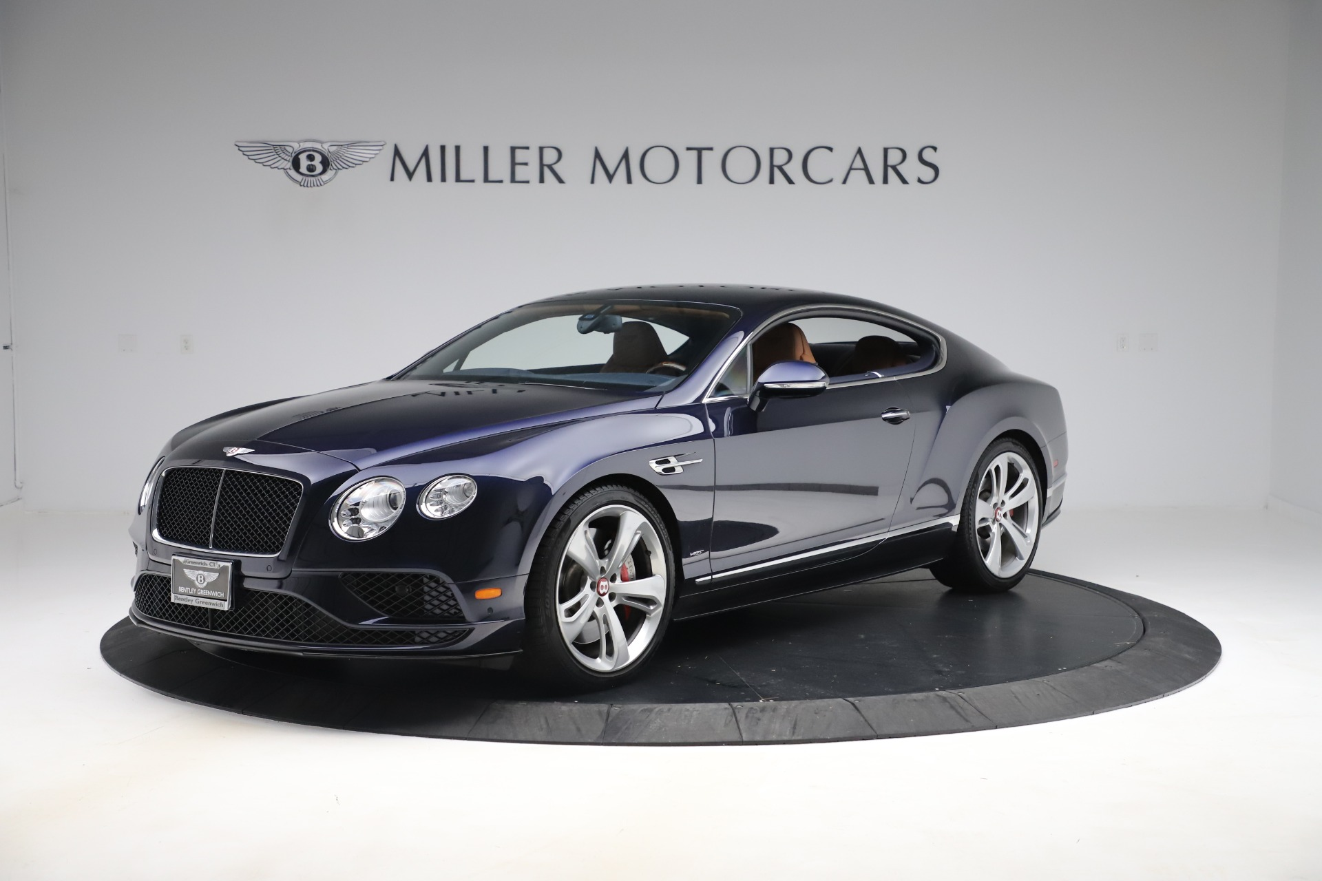 Used 2017 Bentley Continental GT V8 S for sale $146,900 at Bentley Greenwich in Greenwich CT 06830 1