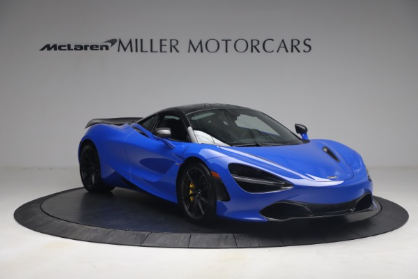 Used 2020 McLaren 720S Performace for sale $334,990 at Bentley Greenwich in Greenwich CT 06830 10
