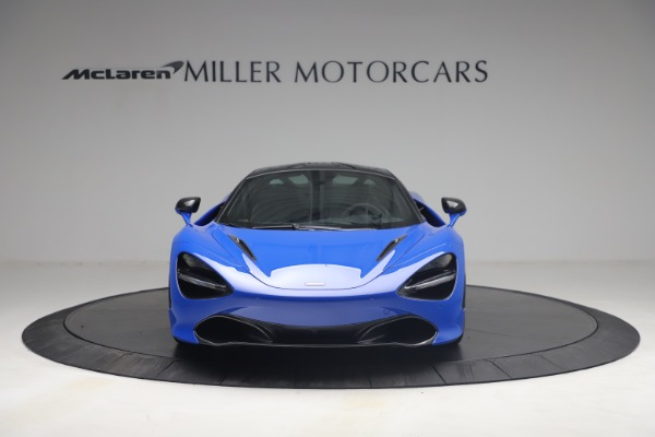 Used 2020 McLaren 720S Performance for sale $334,990 at Bentley Greenwich in Greenwich CT 06830 11