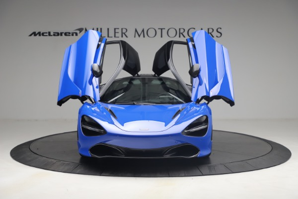 Used 2020 McLaren 720S Performace for sale $334,990 at Bentley Greenwich in Greenwich CT 06830 12