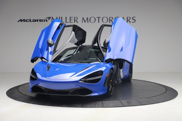 Used 2020 McLaren 720S Performance for sale $334,990 at Bentley Greenwich in Greenwich CT 06830 13