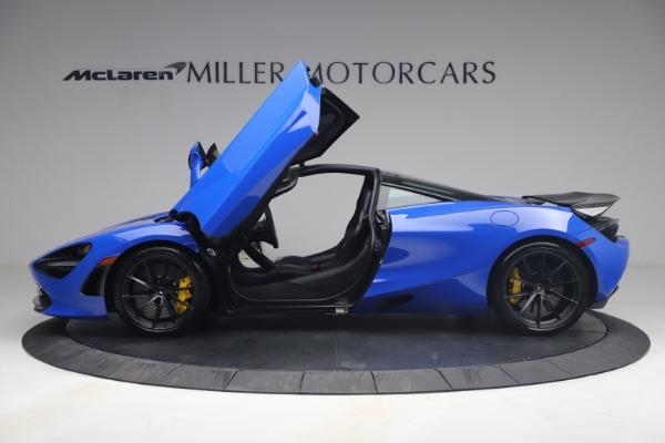 Used 2020 McLaren 720S Performace for sale $334,990 at Bentley Greenwich in Greenwich CT 06830 15