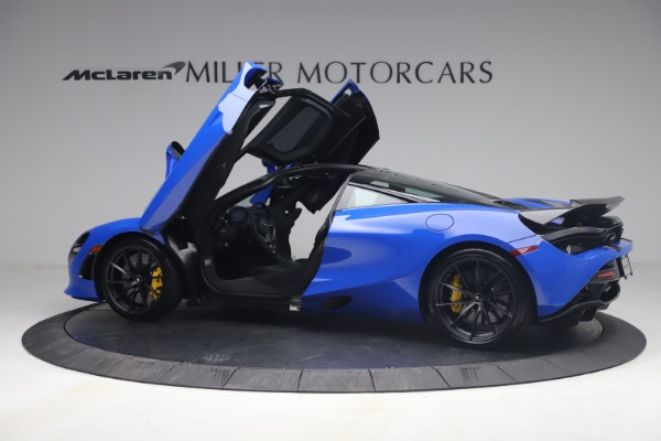 Used 2020 McLaren 720S Performace for sale $334,990 at Bentley Greenwich in Greenwich CT 06830 16