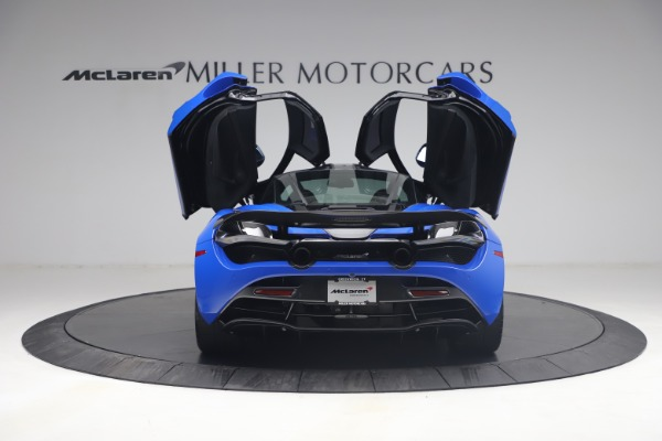 Used 2020 McLaren 720S Performace for sale $334,990 at Bentley Greenwich in Greenwich CT 06830 18