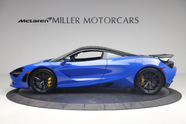Used 2020 McLaren 720S Performace for sale $334,990 at Bentley Greenwich in Greenwich CT 06830 2