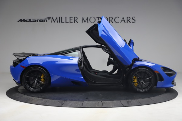 Used 2020 McLaren 720S Performance for sale $334,990 at Bentley Greenwich in Greenwich CT 06830 21