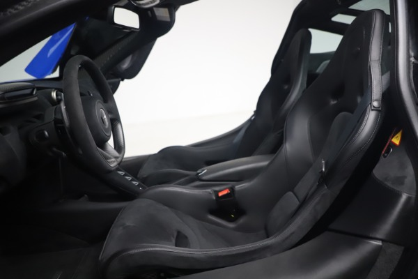 Used 2020 McLaren 720S Performance for sale $334,990 at Bentley Greenwich in Greenwich CT 06830 25