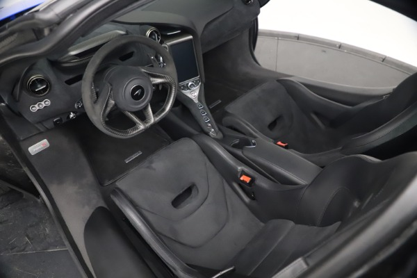 Used 2020 McLaren 720S Performace for sale $334,990 at Bentley Greenwich in Greenwich CT 06830 26