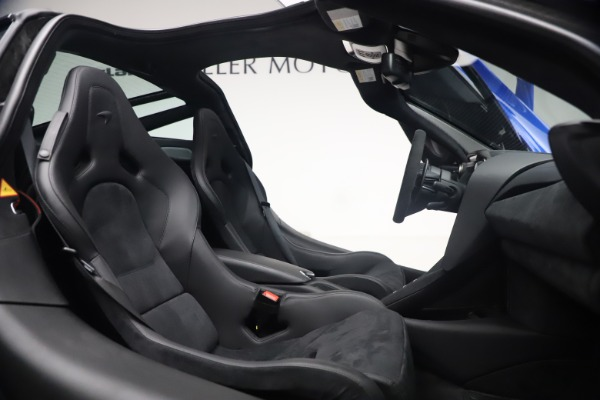 Used 2020 McLaren 720S Performance for sale $334,990 at Bentley Greenwich in Greenwich CT 06830 27