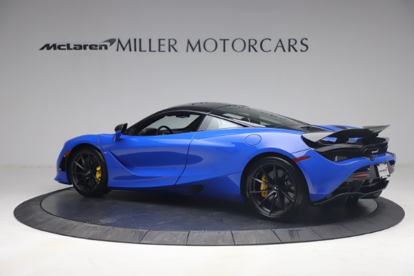 Used 2020 McLaren 720S Performance for sale $334,990 at Bentley Greenwich in Greenwich CT 06830 3