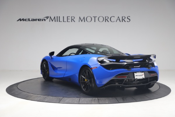 Used 2020 McLaren 720S Performace for sale $334,990 at Bentley Greenwich in Greenwich CT 06830 4