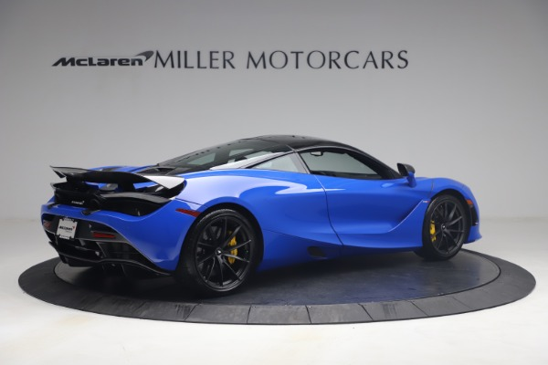 Used 2020 McLaren 720S Performance for sale $334,990 at Bentley Greenwich in Greenwich CT 06830 7