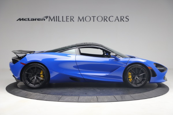 Used 2020 McLaren 720S Performace for sale $334,990 at Bentley Greenwich in Greenwich CT 06830 8